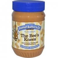 Арахисовое масло Peanut Butter & Co с медом,