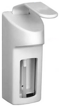 Batcher wall elbow (0,5l and 1 l.)