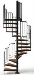 Винтовая лестница Виза