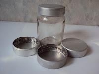 Cap stopper aluminum reusable
