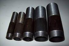 Сгон сантехнический -стальной, -оцинкованный, Ду 15-80