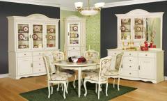 Румынская мебель, гостиная АННА.