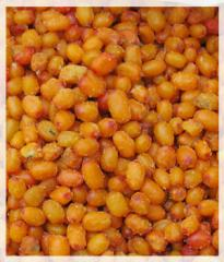 The sea-buckthorn frozen packing of 3 kg