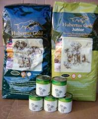 Dry dog food of a premium class Hudernus Gold
