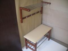 Stylish set for a hall