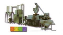Экструдеры для полимеров, экструзионное