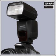 Flash of Yongnuo YN 565 EX E-TTL for Canon + the