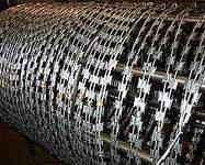 NATO spiral (Razor barbed wire) Alebarda 600/3