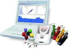 Electrocardiogram computer Caen electrocardiograph