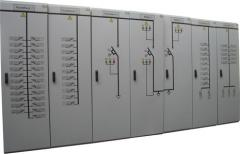 Low-voltage patching panels of the GRShch series