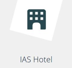 Электронное меню IAS Hotel