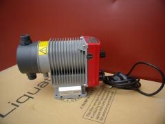 The pump - the SECO TEKNA APG 603 batcher