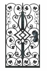 Калитки кованые
