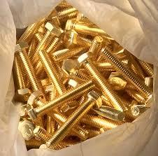 Screws brass (wide choice)