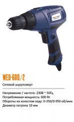 Network Drill / Screw gun of Wintech WED-600/2