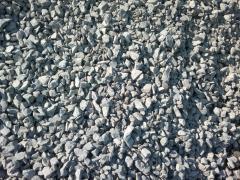 Crushed stone granite
