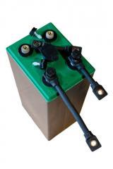 ZAZ Mine traction lead-acid armor-clad PzS