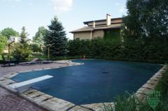 Захисне накриття для басейну Shield