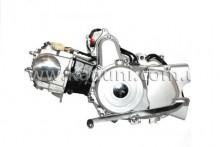 Двигатель Delta (110cc)-механика MOTOTECH