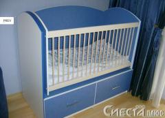 Детские кроватки и манежи. Кроватки детские