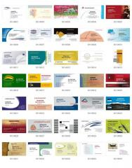 Business cards full-color in Kiev from 250 UAH