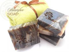 Shampunevy soap from dandruff
