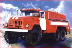 Станция насосная пожарная ПНС-110(131) модель 131А