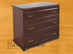 To buy a dresser of cues, a dresser of cues, I