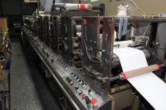 Fleksopechatny machine AQUA FLEX NDBXH 1307