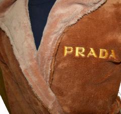 """Мужские халаты """"PRADA"""" цвет коричневый"""