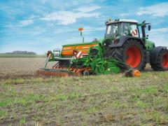 Grain mechanical seeders of Amazone AD