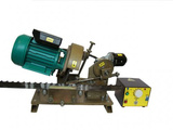 Grinding device for band saws of PZL-35 PZL-60