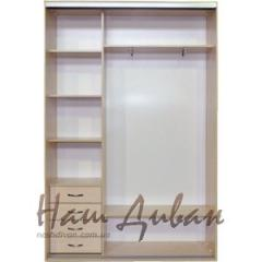 Price sliding wardrobes, sliding wardrobes of a