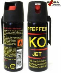 Лучшие газовые баллончики для самообороны Pffeffer