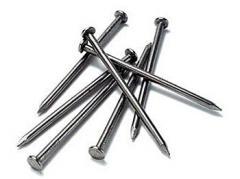 Гвозди строительные 50 мм, шиферные, кровельные с кольцевым накатом, витые