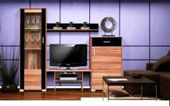 Мебель для гостинной,стенка (ПОРТО)