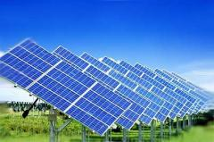"Supply of equipment for ""solar"