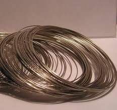 Welding wire of Sv02kh19n9