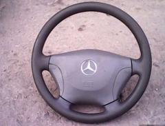 Second-hand wheel of Mercedes Sprinter