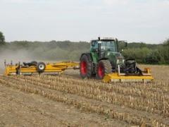 Las trituradoras Muthing MU-Farmer