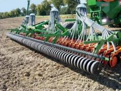 High-performance seeder of Amazone Citan 12000