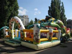 Батутний комплекс (Савана) купити в Харківській