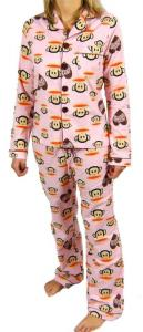 Female sleeping pajamas