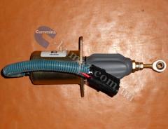 Клапан электромагнитный Камаз 4308 Клапаны электромагнитные пневматические