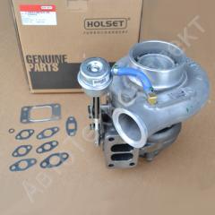 Turbocompressor KamAZ 4308. Turbocompressors are