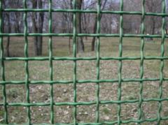 Сетка канилированная 70*70*5 (сложно-рифленая) используется для изготовления прочных заборов из низкоуглеродистой проволоки