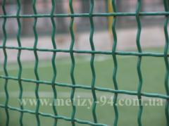 Сетка канилированная 50*50*4 (сложно-рифленая) используется для изготовления прочных заборов из низкоуглеродистой проволоки