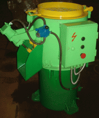 The HTS mixer of periodic action in a climatic
