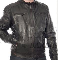 Куртка мужская из натуральной кожи Ray