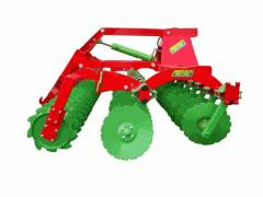 Machines for soil cultivation seedbed disc Moskit